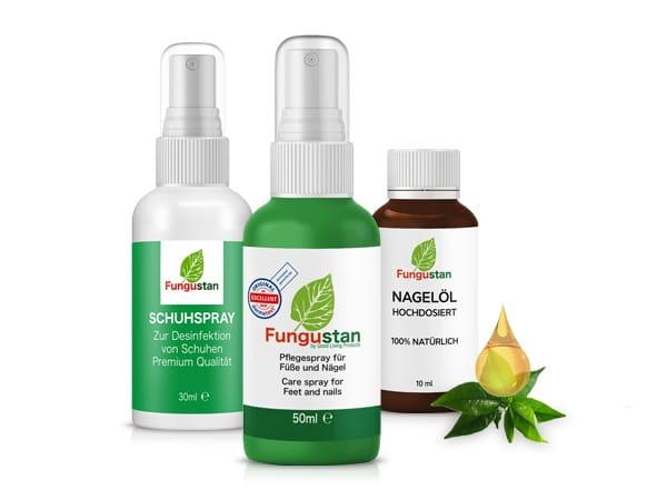 Fungustan Produkte